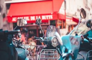 location parking moto paris