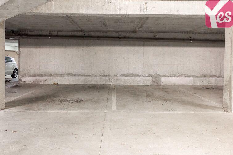 Parking Centre-ville - Les Forges - Montluçon 24/24 7/7