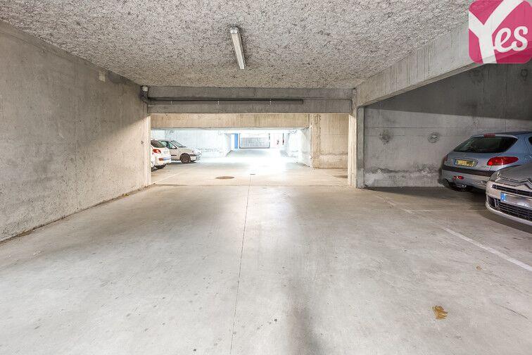 Parking Centre-ville - Les Forges - Montluçon location mensuelle
