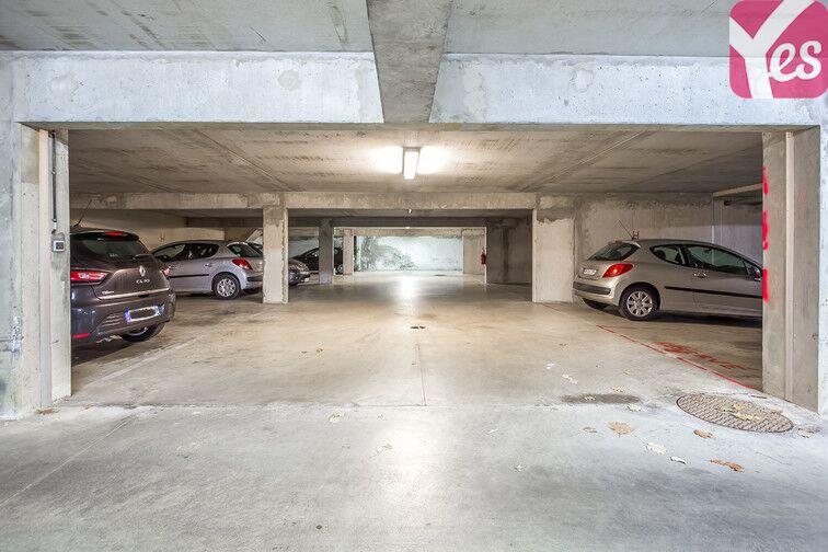 Parking Centre-ville - Les Forges - Montluçon sécurisé