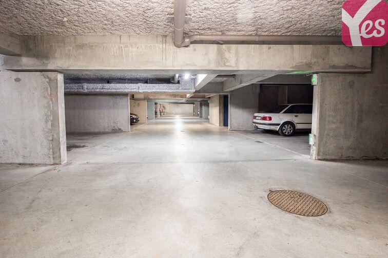 Parking Centre-ville - Les Forges - Montluçon garage