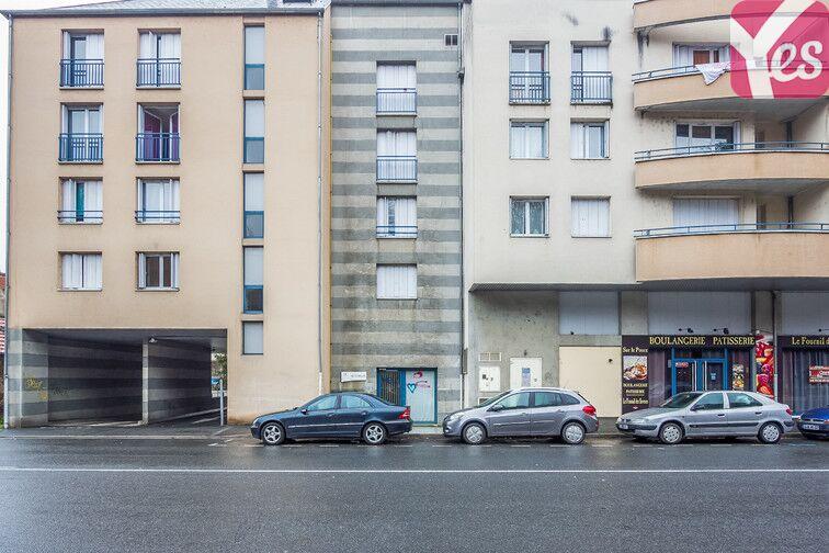 Parking Centre-ville - Les Forges - Montluçon 14 rue Madame de Staël