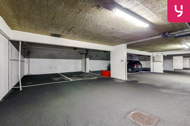 location parking Mairie - Meung-sur-Loire