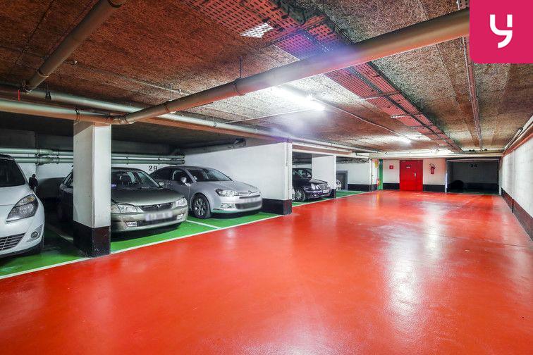 Parking Paris 11 - Charonne location
