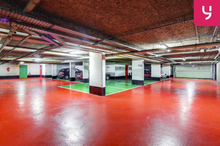 Parking Paris 11 - Charonne sécurisé