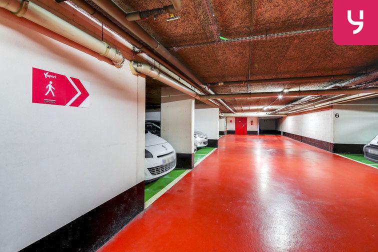 Parking Paris 11 - Charonne Paris