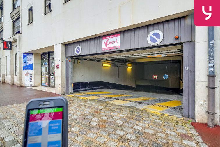 location parking Paris 11 - Charonne