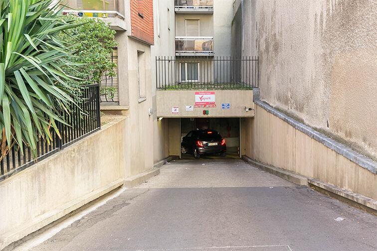 Parking Ménilmontant - Paris 11 à louer