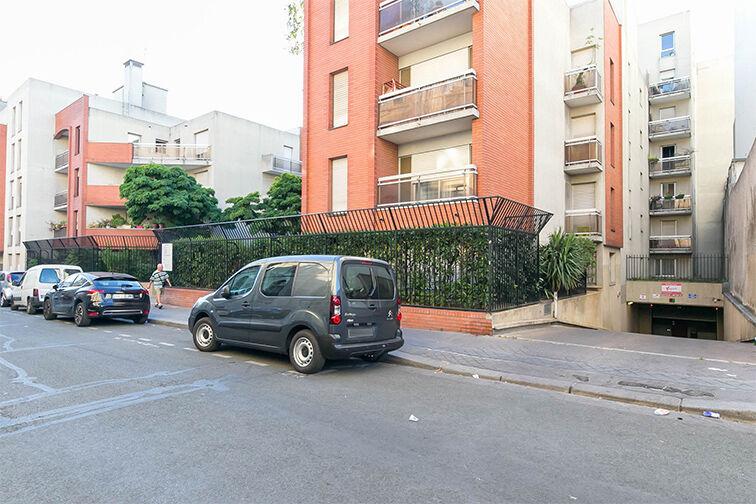 Parking Ménilmontant - Paris 11 location
