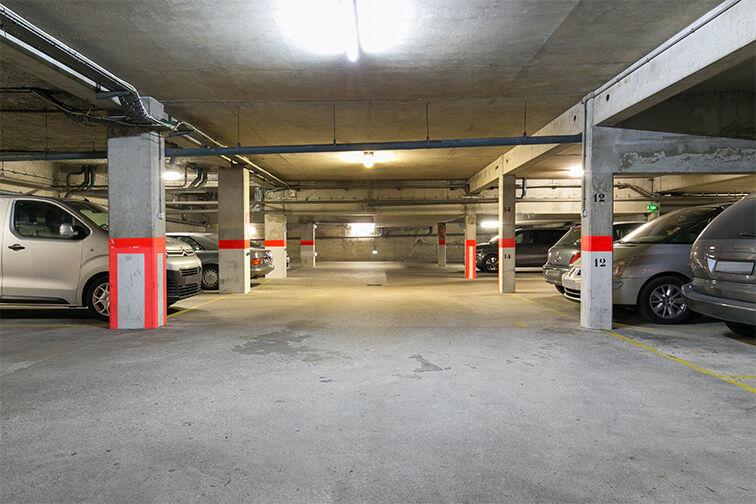Parking Ménilmontant - Paris 11 21 rue des Nanettes