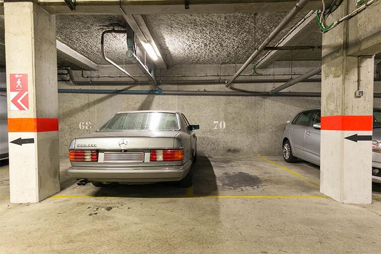 Parking Ménilmontant - Paris 11 75011
