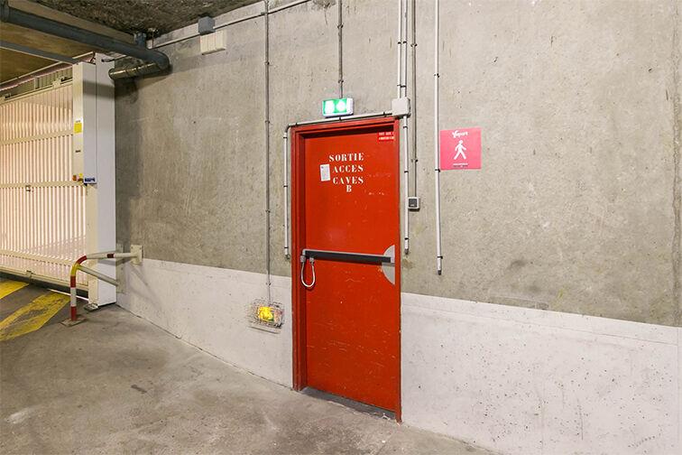 Parking Ménilmontant - Paris 11 souterrain