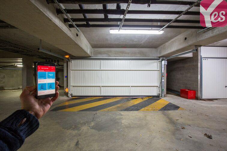 Parking Zone d'activités Les Glaises - Centre-Sud - Palaiseau 91120