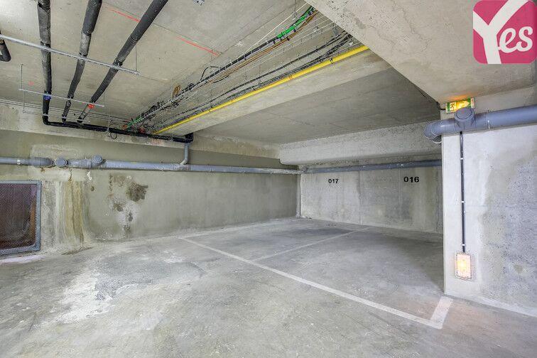 Parking Zone d'activités Les Glaises - Centre-Sud - Palaiseau 21 rue Emile Zola