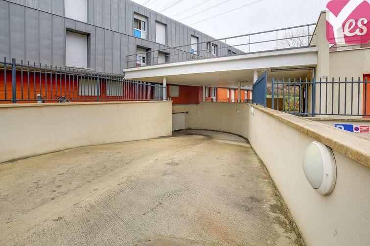 Parking Zone d'activités Les Glaises - Centre-Sud - Palaiseau en location