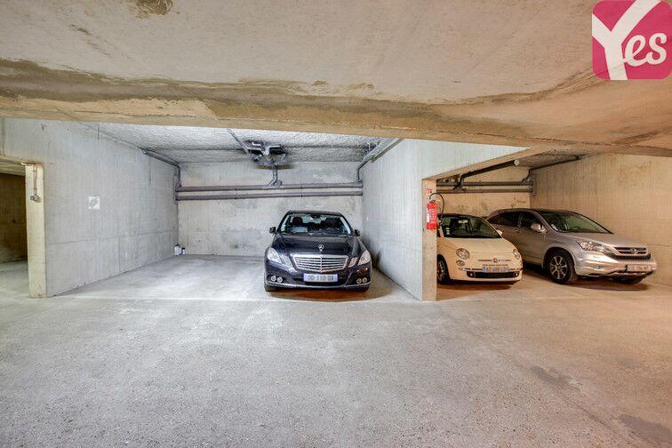 Parking Cambronne - Garibaldi - Paris 15 sécurisé