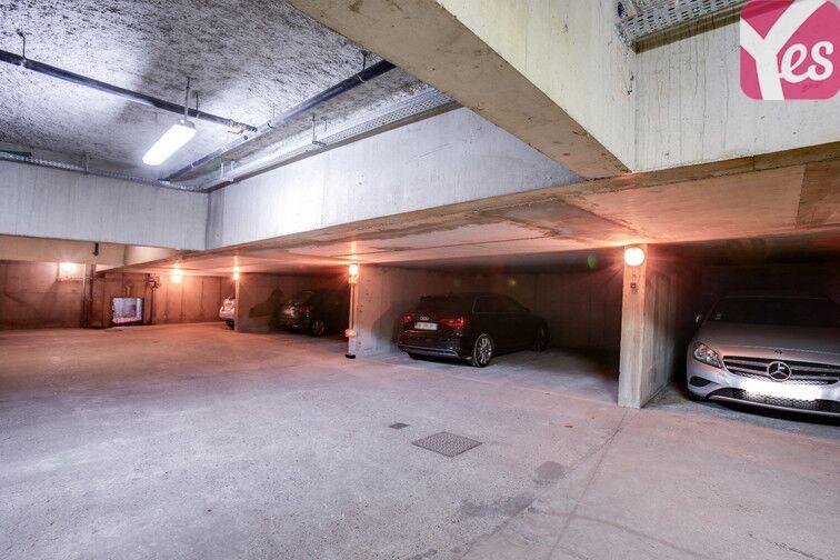 Parking Cambronne - Garibaldi - Paris 15 garage