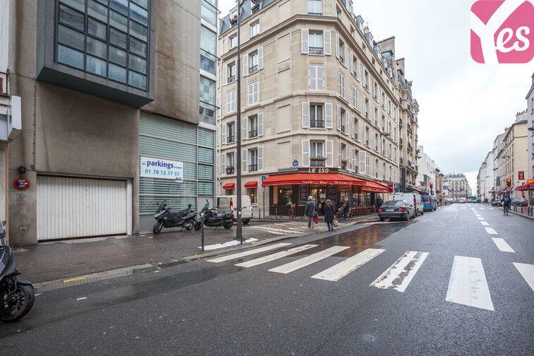 Parking Cambronne - Garibaldi - Paris 15 gardien