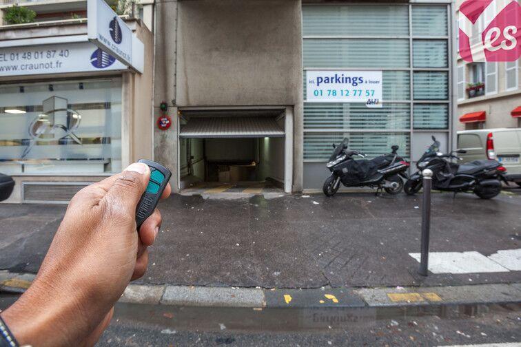 Parking Cambronne - Garibaldi - Paris 15 152 rue de Vaugirard