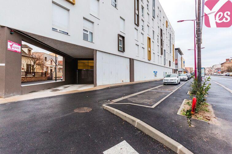 Parking Centre-ville - Bezons 24/24 7/7