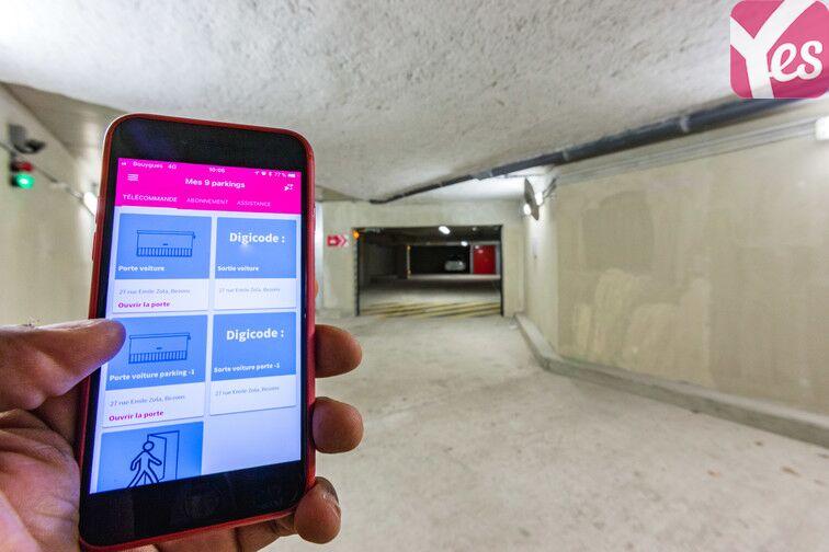 Parking Centre-ville - Bezons Bezons