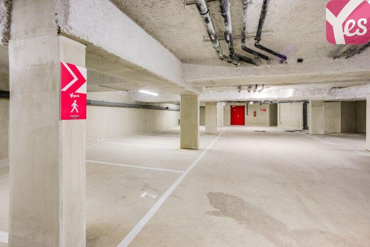 Parking Centre-ville - Bezons caméra