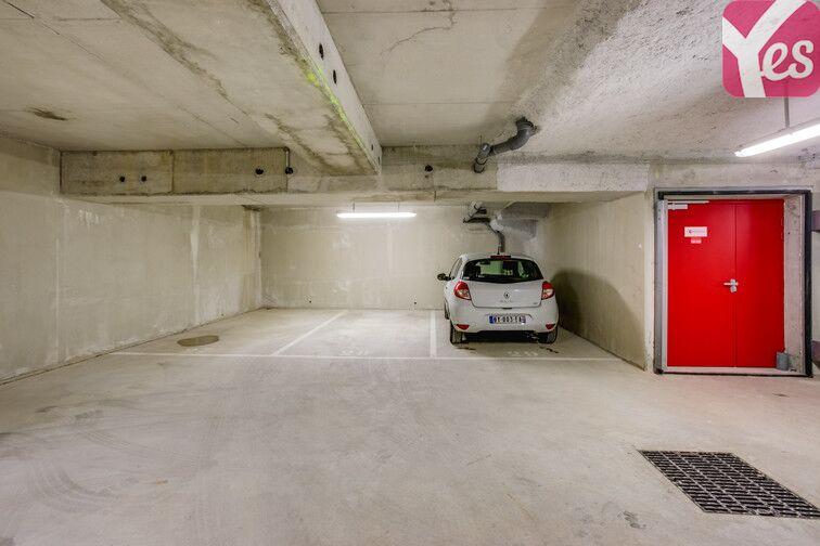 Parking Centre-ville - Bezons sécurisé