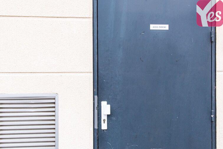 Parking Violennes - Village - Bussy Saint-Georges sécurisé