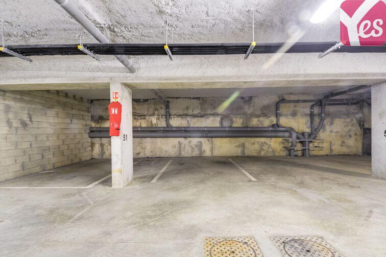 Parking Violennes - Village - Bussy Saint-Georges souterrain