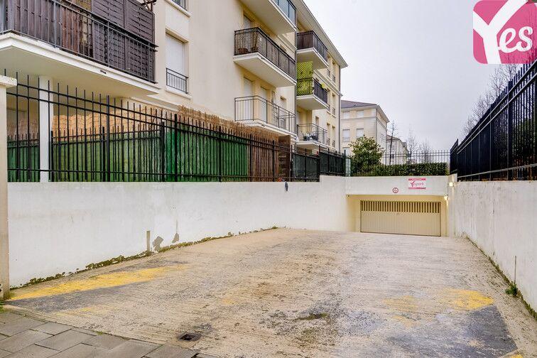 Parking Violennes - Village - Bussy Saint-Georges en location
