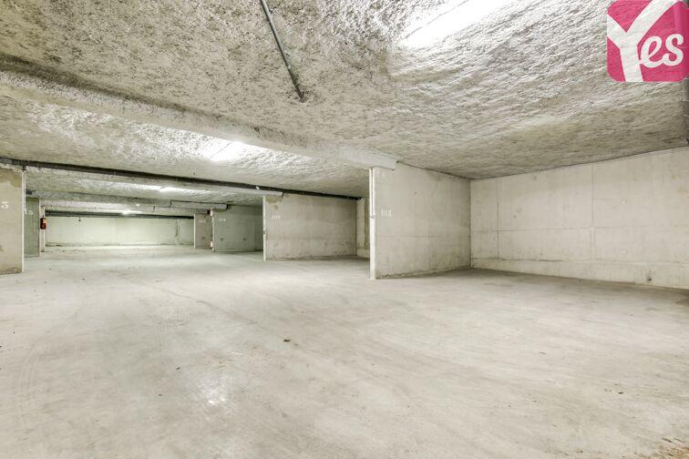 location parking Ordener - Goutte d'Or - Paris 18