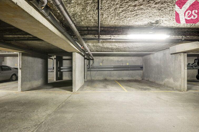Parking Le Parc - Les Saules - Guyancourt souterrain