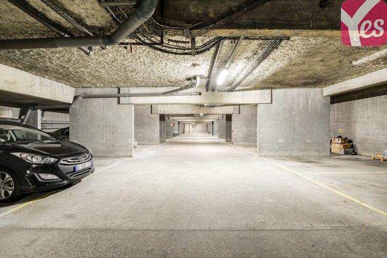 Parking Le Parc - Les Saules - Guyancourt caméra
