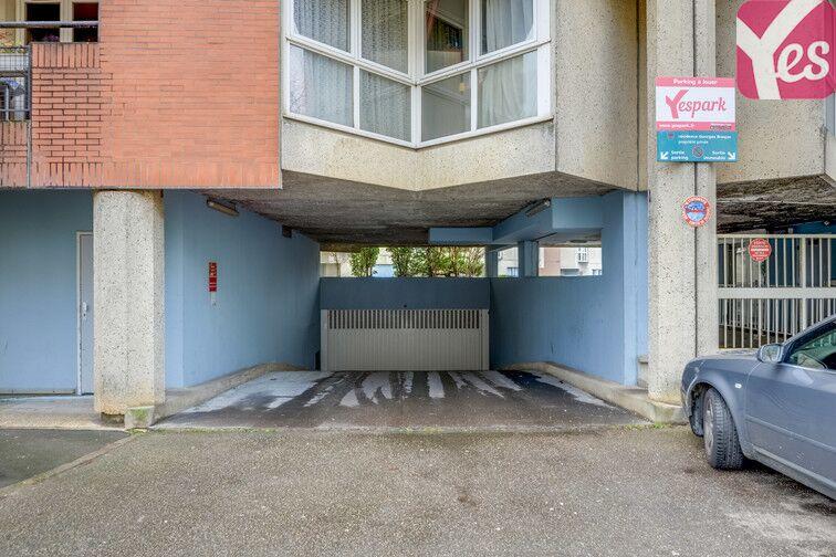 Parking Le Parc - Les Saules - Guyancourt sécurisé