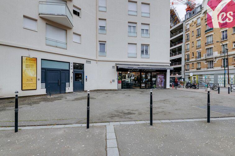 Parking Saint-Ouen RER - Clichy souterrain