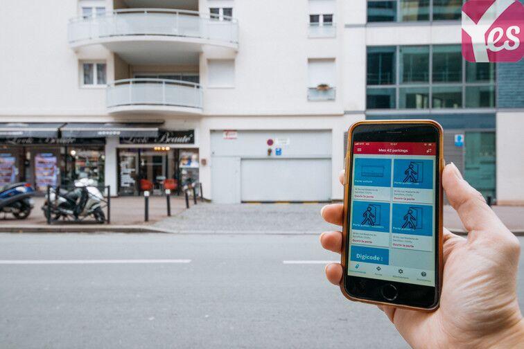 location parking Saint-Ouen RER - Clichy