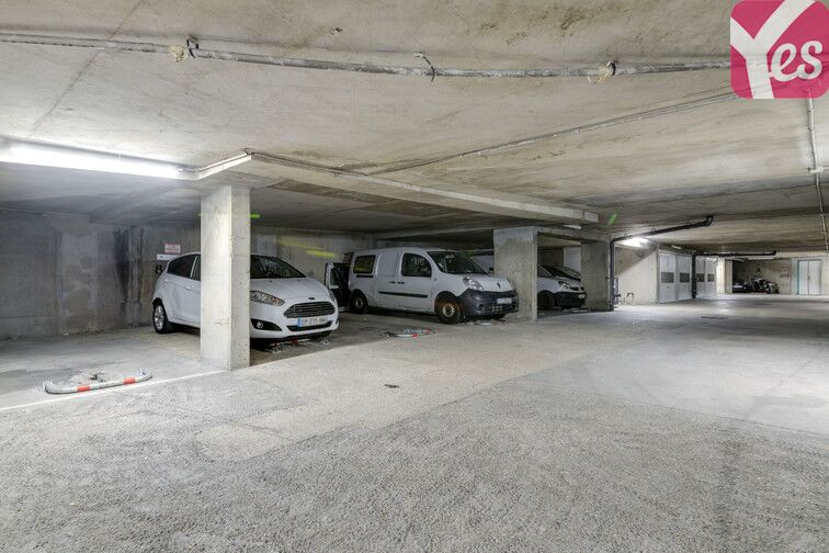 Parking Saint-Ouen RER - Clichy pas cher