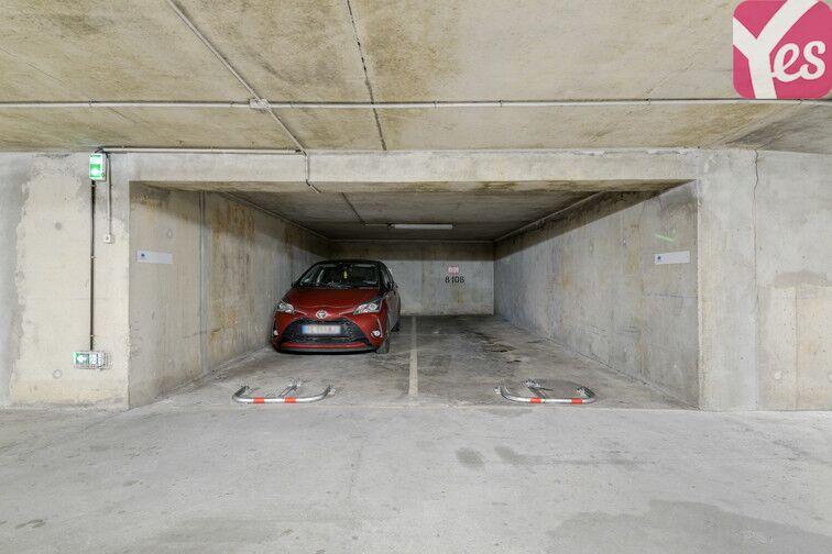 Parking Saint-Ouen RER - Clichy sécurisé
