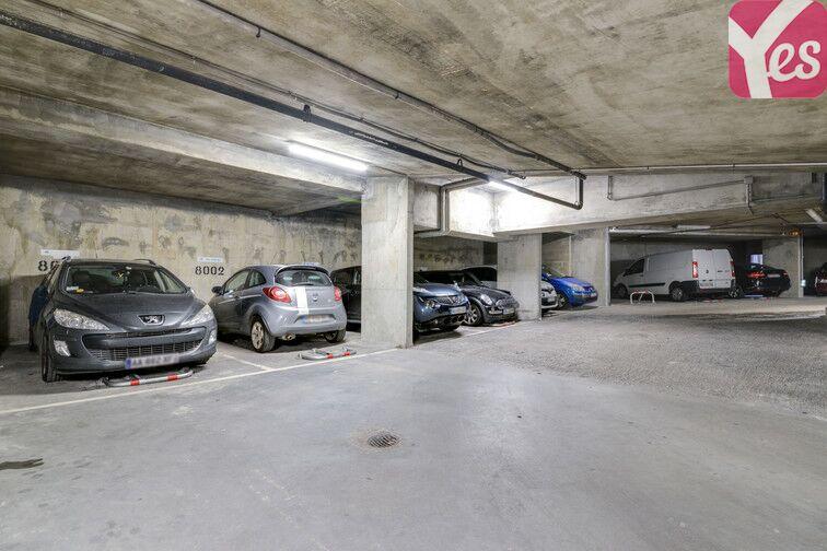 Parking Saint-Ouen RER - Clichy en location