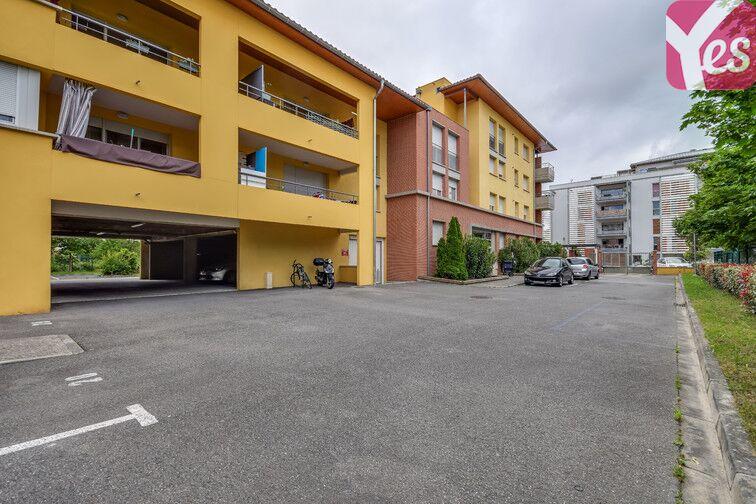 Parking Borderouge - Les Izards (aérien) rue Sainte Nathalie