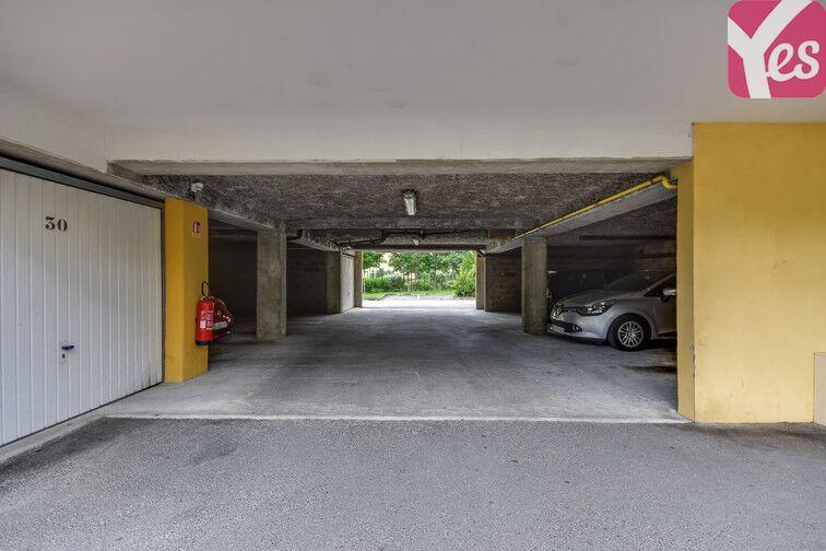 Parking Borderouge - Les Izards (aérien) 31200