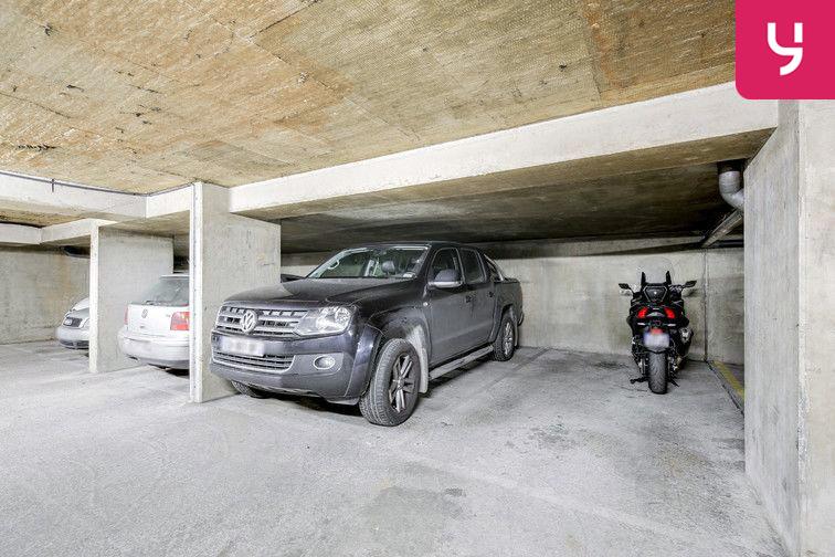 Parking Ecole de Danse - Nanterre (place double) 46 rue Salvador Allende