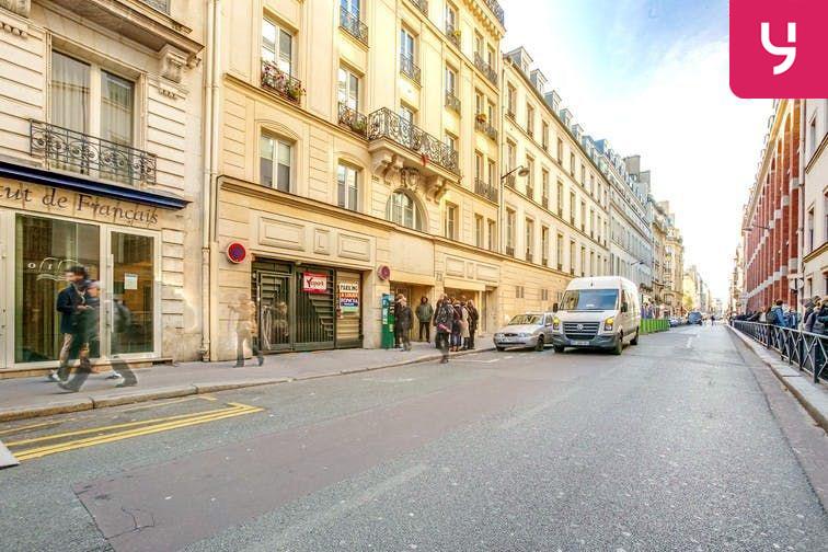 Parking Saint-Placide - Paris 6 (place moto) 73 rue de Vaugirard