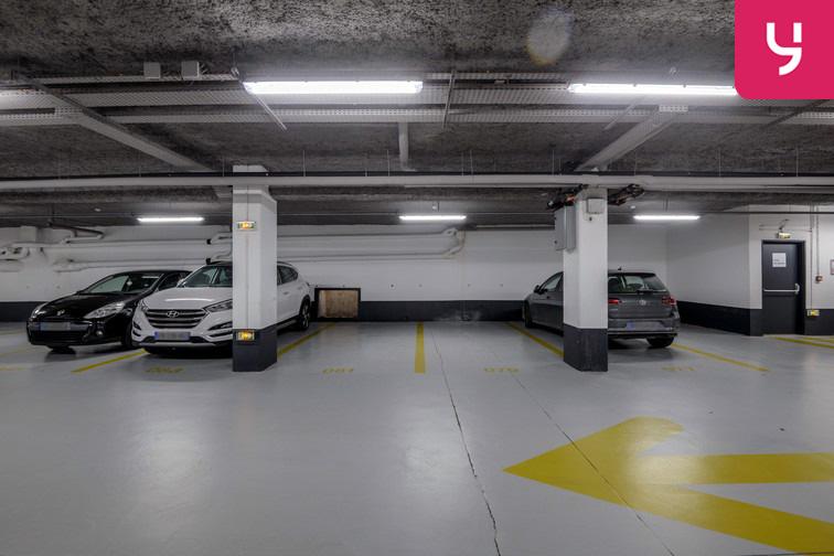 Parking Université de Versailles Saint-Quentin - Montigny-le-Bretonneux souterrain