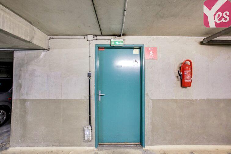 Parking Aligre - Gare de Lyon - Paris 12 caméra