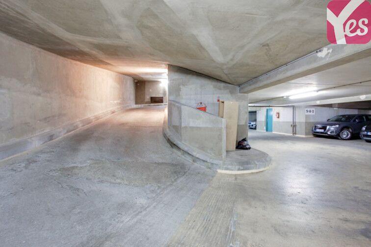 Parking Aligre - Gare de Lyon - Paris 12 gardien