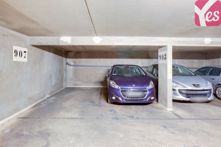 Parking Aligre - Gare de Lyon - Paris 12 96 rue de Charenton