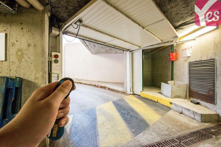 Parking Gare de Plaisir Grignon - Ebisoires - Plaisir sécurisé