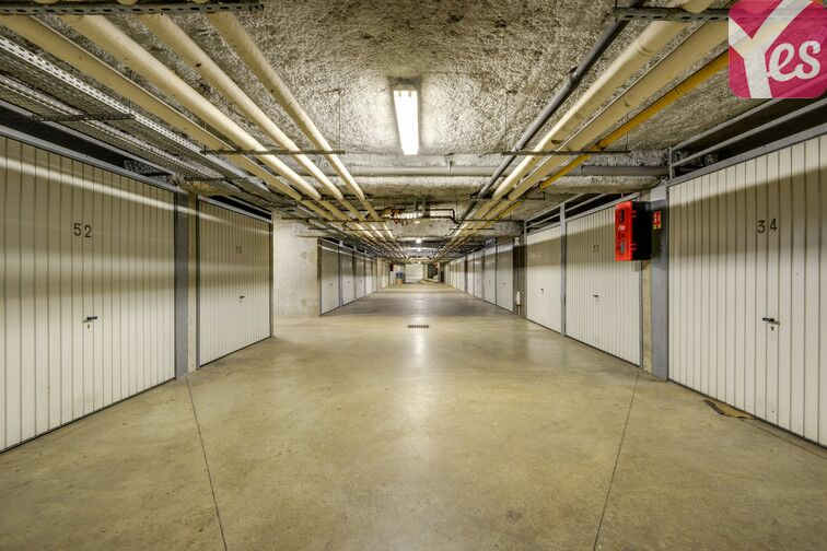 Parking Gare de Plaisir Grignon - Ebisoires - Plaisir Plaisir