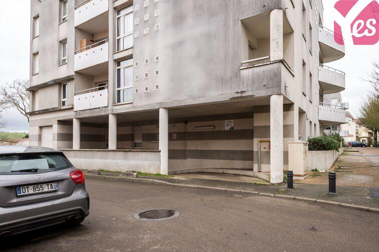 Parking Gare de Plaisir Grignon - Ebisoires - Plaisir caméra